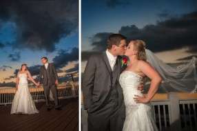 Sunset Couple, Waterpoint Wedding Venue, Montgomery Wedding Photogrtapher, Conroe Wedding Photographer, bride and groom, kiss