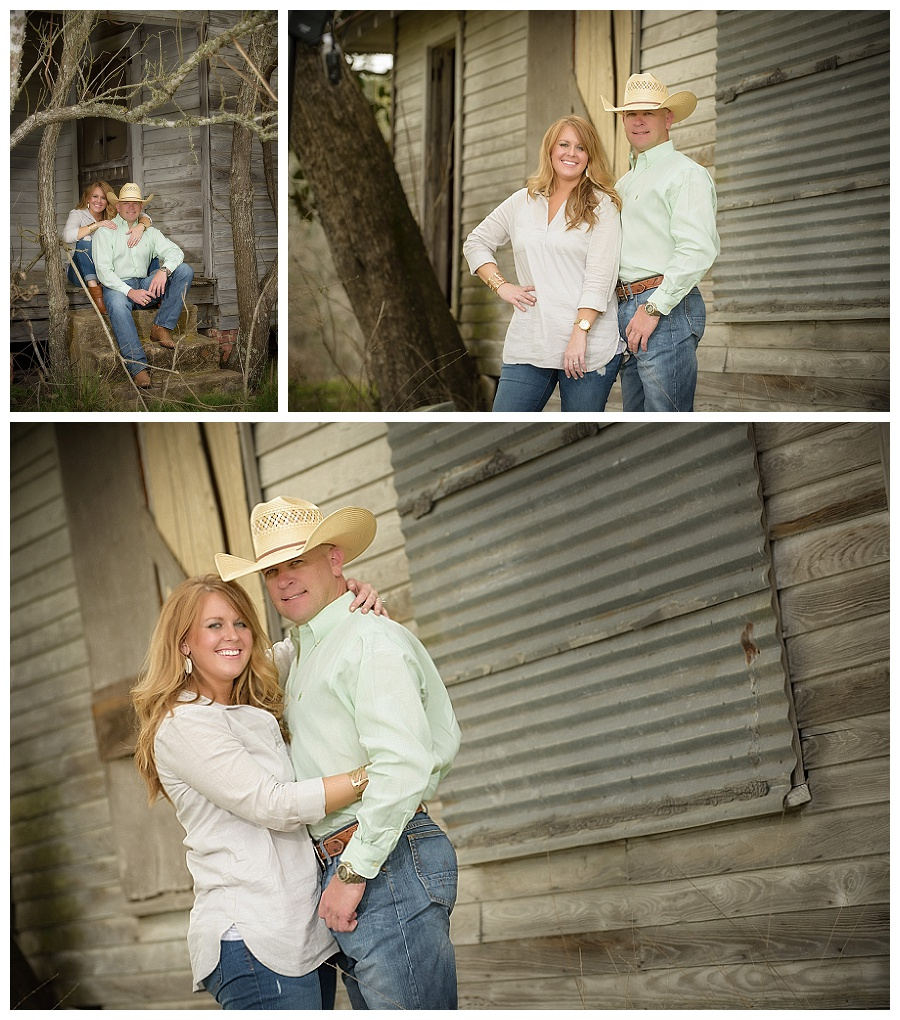Rustic, Rustic Engagement, Country, Hay, Country Engagement, Conroe, Wedding