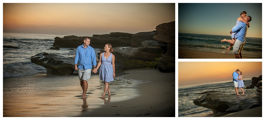San Diego, San Diego Engagement, Beach Engagement, Beach, Sunset, Sunset Engagement, Wedding, Engagement, Conroe